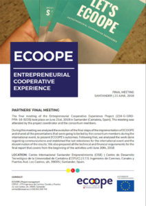 final meetings minutes ECOOPE
